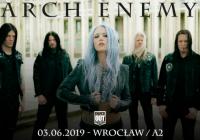 Arch Enemy wraca do Polski