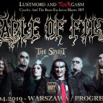 Cradel of Filth Koncert
