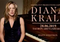 Karriem Riggins, Robert Hurst i Joe Lovano u boku Diany Krall na jedynym polskim koncercie