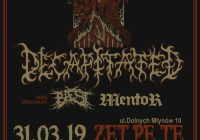 Decapitated, Baest, Mentor