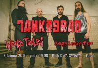 Tankograd, Weird Tales, Megalomorfus w Toruniu