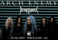 Arch Enemy, Death Angel we Wrocławiu