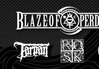 Blaze Of Perdition na Black Waves Fest 2019