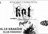 Kat & Roman Kostrzewski i VooDoo zagrają w Krakowie