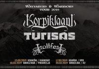 Korpiklaani, Turisas, Trollfest we Wrocławiu