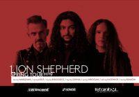 Lion Shepherd wypuszcza premierowy utwór i klip
