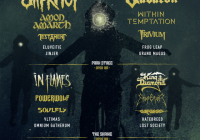 MYSTIC FESTIVAL 2019: Slipknot w najwyższej koncertowej formie
