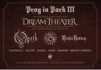 Haken i Bright Ophidia zamykają line-up festiwalu Prog In Park