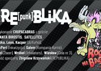 Projekt RE[punk]Blika na festiwalu Rock na Bagnie
