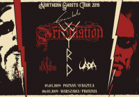 Zespół Tribulation uhonorowany szwedzkim Grammy