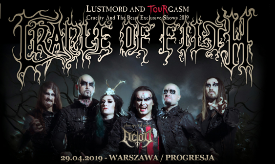 Cradle of filth acod