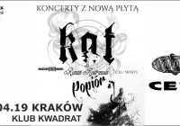 Niespodzianka podczas krakowskiego koncertu KAT & ROMAN KOSTRZEWSKI
