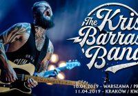 Kris Barras Band w Krakowie