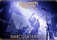 Narcosatanicos na Red Smoke Festival 2019!