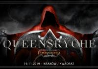 Queensryche, Firewind w Krakowie