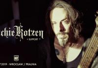 Richie Kotzen na klubowym koncercie w Polsce