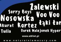 Znamy skład Naturalnie Mazury Festival 2019