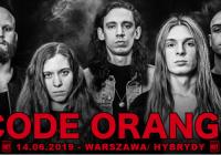 Code Orange, Heavy Runner, Embitter, The Lowest w Warszawie