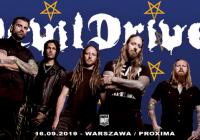 DevilDriver: Koncert w Warszawie odwołany