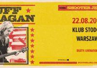 Duff McKagan – basista Guns N' Roses na solowym koncercie w Polsce