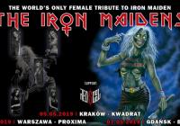 Zobacz zapowiedź trasy koncertowej The Iron Maidens