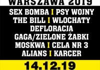 Punk Fest 2019 w Warszawie