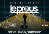 Leprous, The Ocean, Port Noir we Wrocławiu