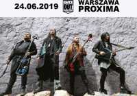 The HU w Warszawie: Koncert przeniesiony do klubu Proxima