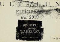 Cult of Luna na jedynym koncercie w Polsce