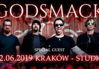 Godsmack w Krakowie