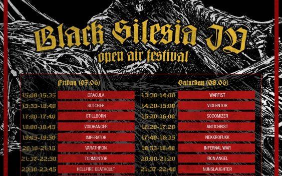 Black Silesie Line-up
