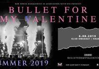 Bullet For My Valentine w Krakowie