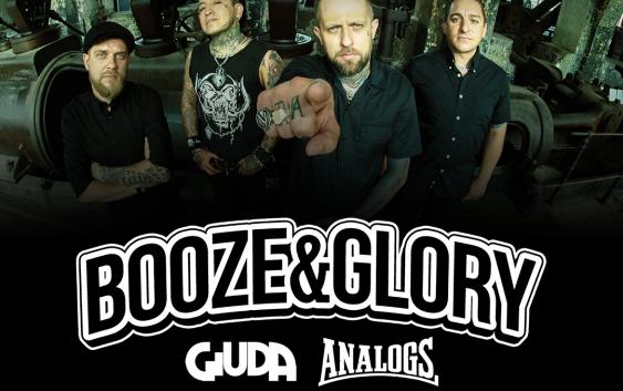 Booze & glory koncerty