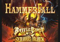 Hammerfall, Battle Beast, Serious Black w Krakowie