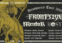 Frontside, Mentor, Hostia w Toruniu