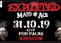 The Exploited, Maid of Ace w Rzeszowie