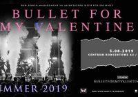 Bullet For My Valentine we Wrocławiu