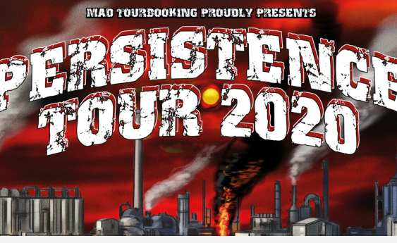 Persistence Tour 2020