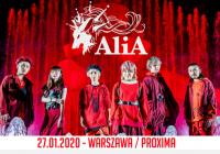 Alia w Warszawie
