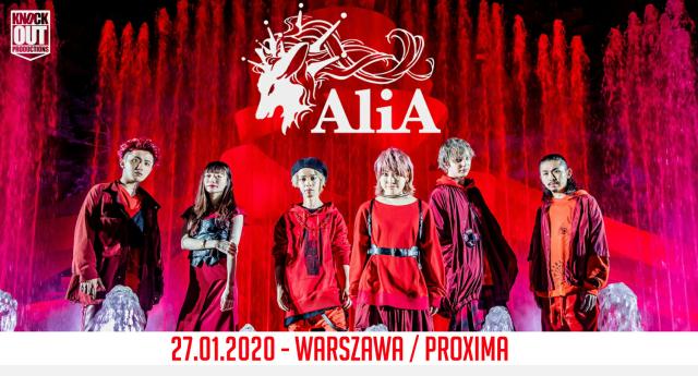 Alia koncert