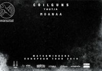Coilguns, Yautja, Moanaa w Krakowie