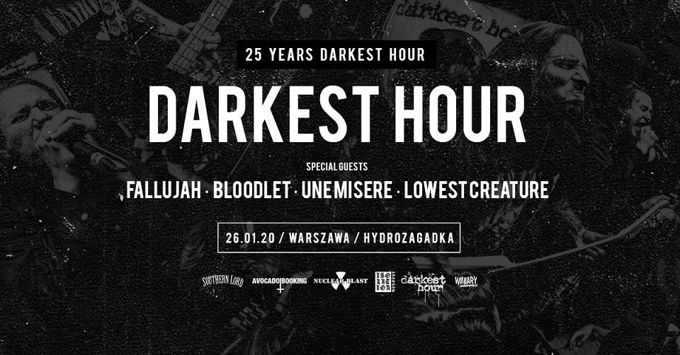 Darkest Hour Warszawa