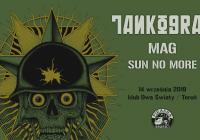 Doom metalowy TANKOGRAD już w sobotę w Toruniu