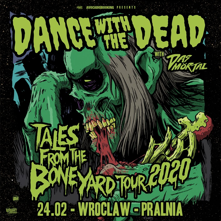 Dance With The Dead Wrocław