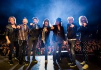 The Dead Daisies supportem Foreigner