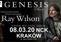 Ray Wilson w Krakowie