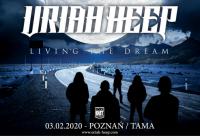 Uriah Heep w Poznaniu