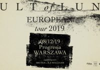 Cult of Luna, Brutus, AA Williams w Warszawie