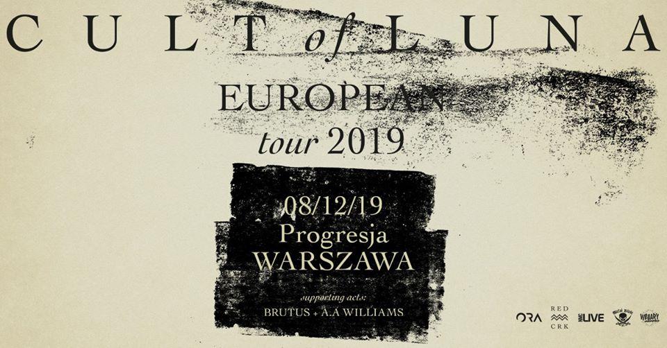Cult Of Luna Warszawa