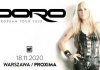Doro wystąpi w Polsce w listopadzie 2020 roku
